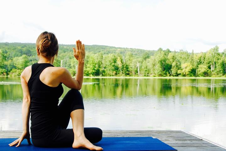 joga pozice