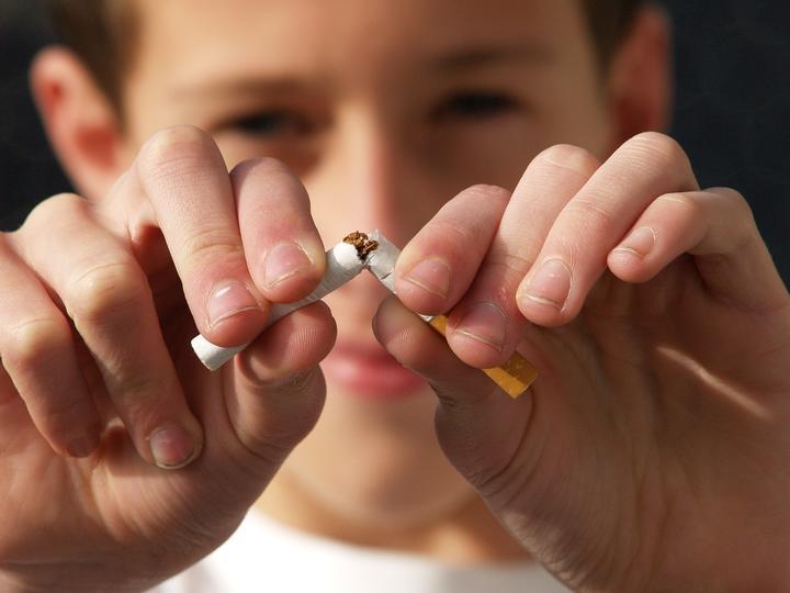 přestaňte kouřit